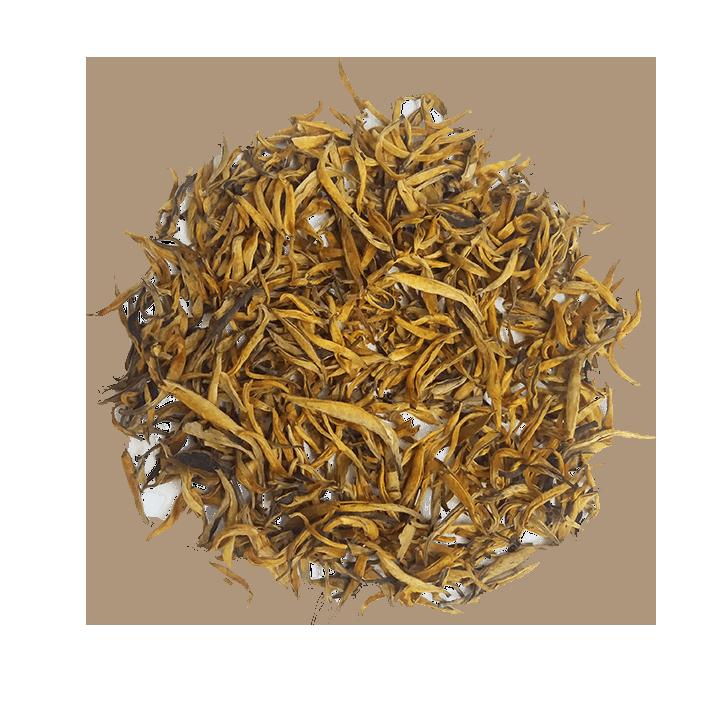 Юннянь Дянь Хун Ку Шу - Красный Чай из провинции Юннань со Старых Деревьев