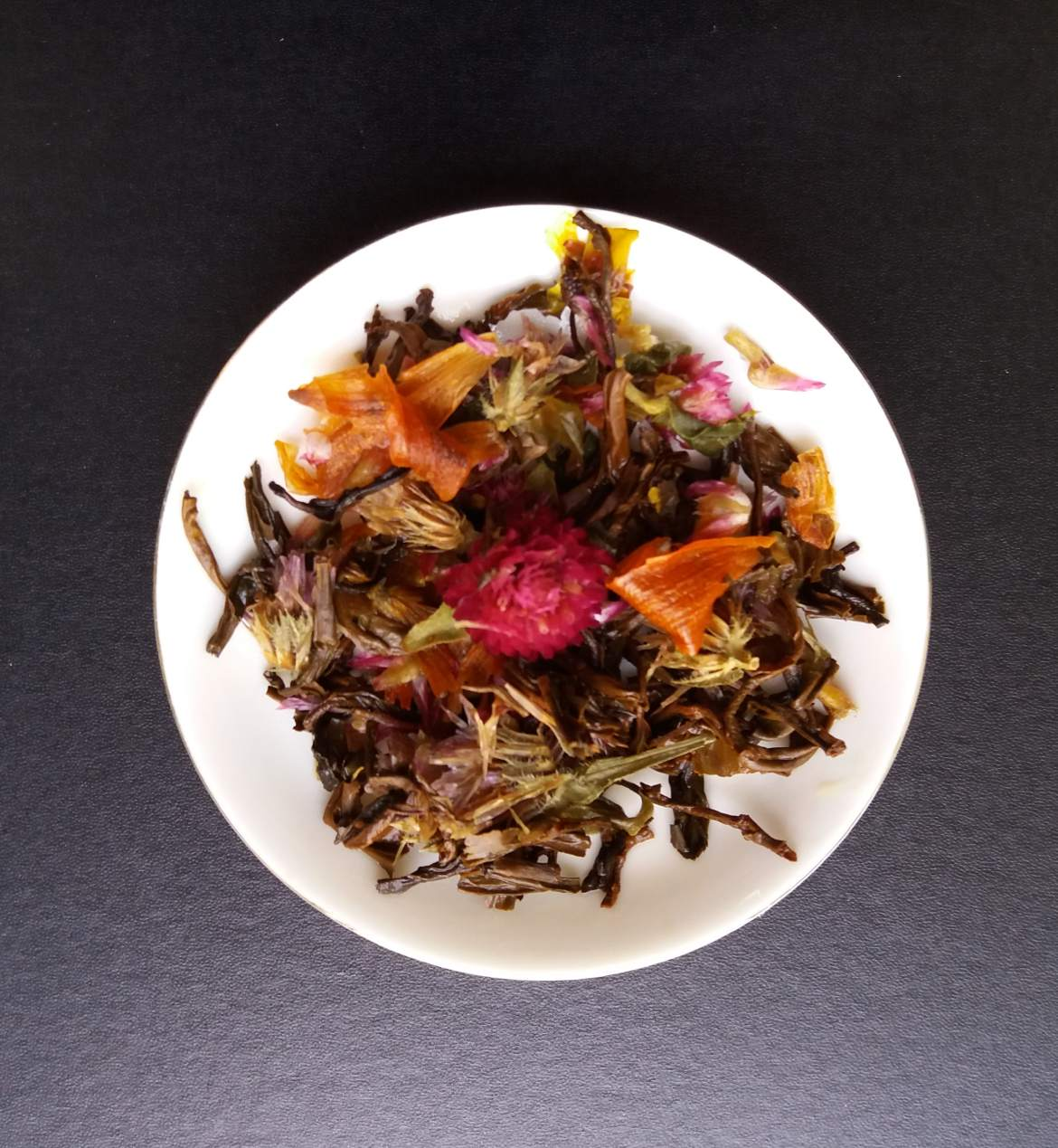 Хуа Хун Ча - Цветочный Красный Чай