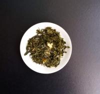 Джианг Люй Ча - Имбирный Зеленый Чай_1