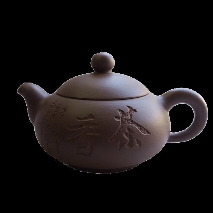 Чайник керамический  - Шоколад