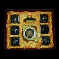 Чайный сервиз Дракон зеленый_1