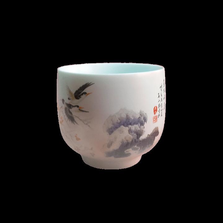 Чайный сервиз Осень_3