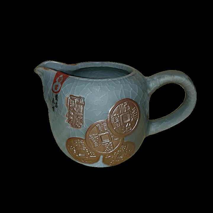 Чайный сервиз Селадон №2