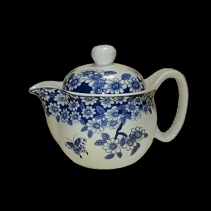 Чайный сервиз Симфония синий_3