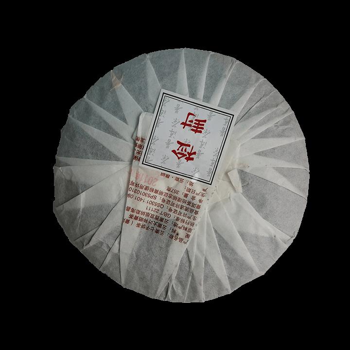 Шу Пуэр фабрика Кунмин 2011 год