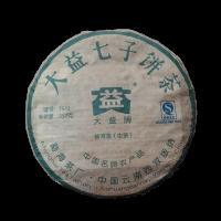 Шен Пуэр фабрика Мэнхай 2007 год