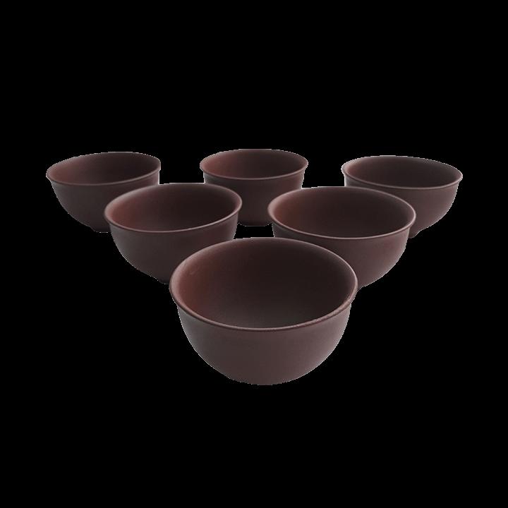 Керамический чайный сервиз
