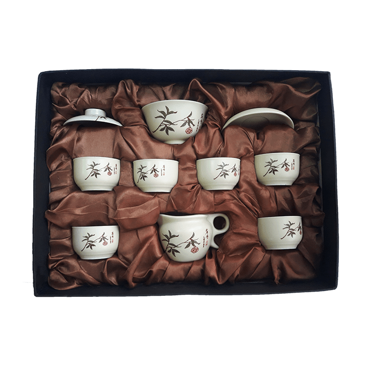 чайный сервиз Идиллия - Нежность