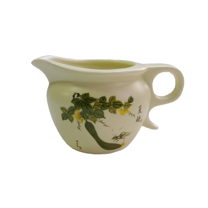 Чайный сервиз Идиллия - Огурцы_3
