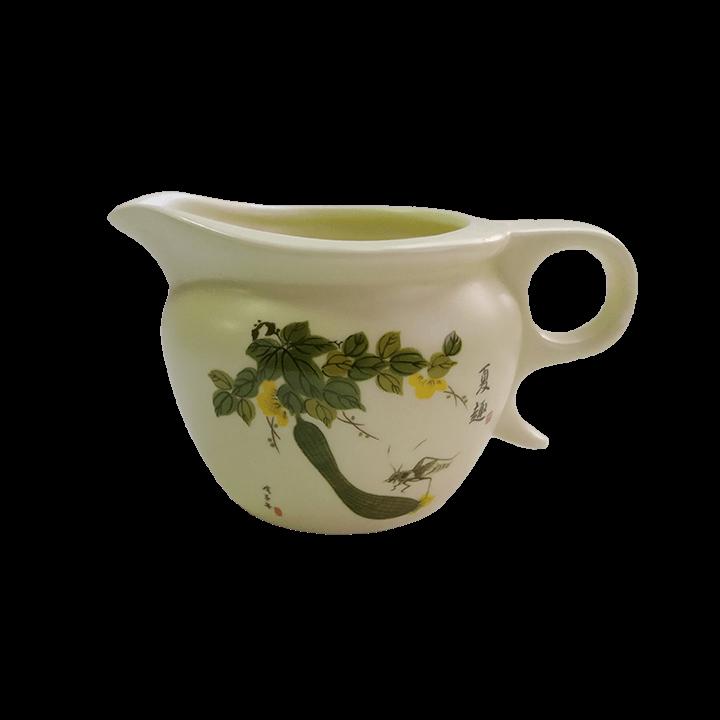 Чайный сервиз Идиллия - Огурцы