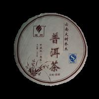 Шу Пуэр фабрика Кунмин 2012 год_0