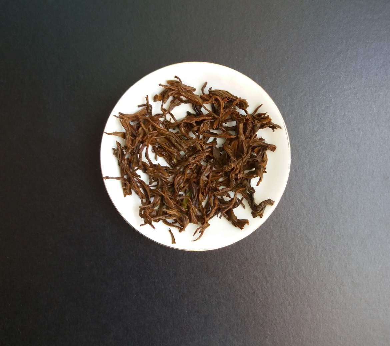 Ай Лао Шань Хей Ча - Чёрный Чай с Высокой Красной Горы